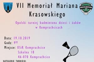 VII Memoriał Mariana Krasowskiego
